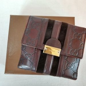Gucci Wallet with Box